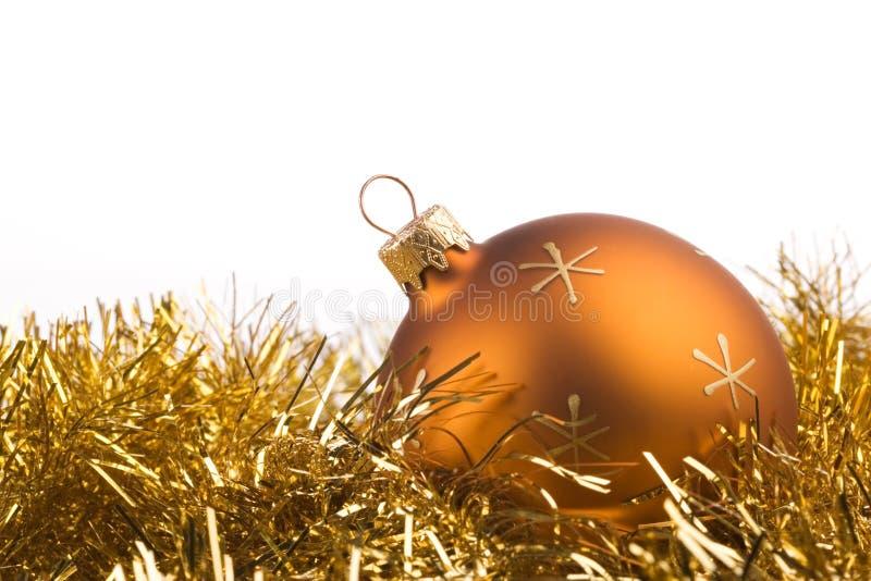 Ballen 5 van Kerstmis stock foto's