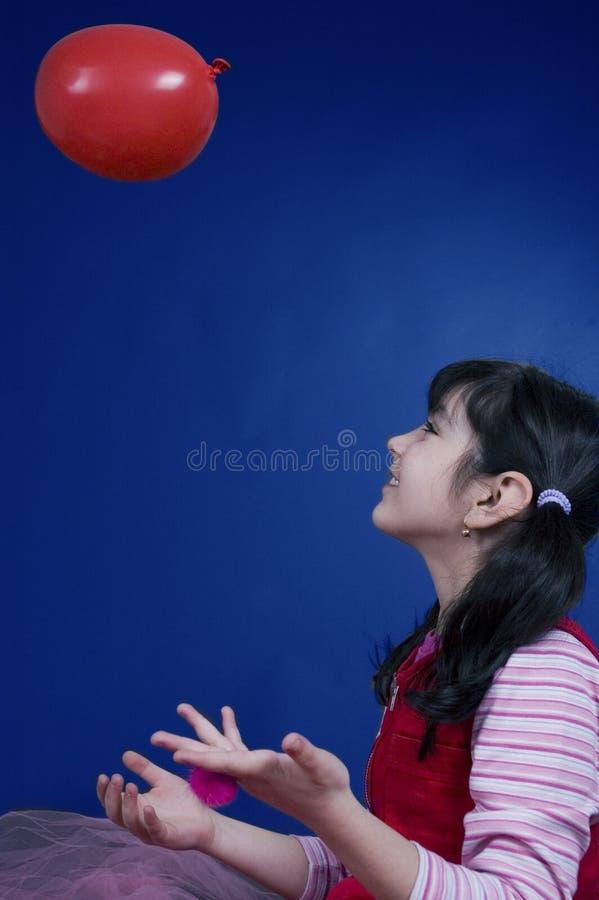 Ballen 6 van de kleur stock foto