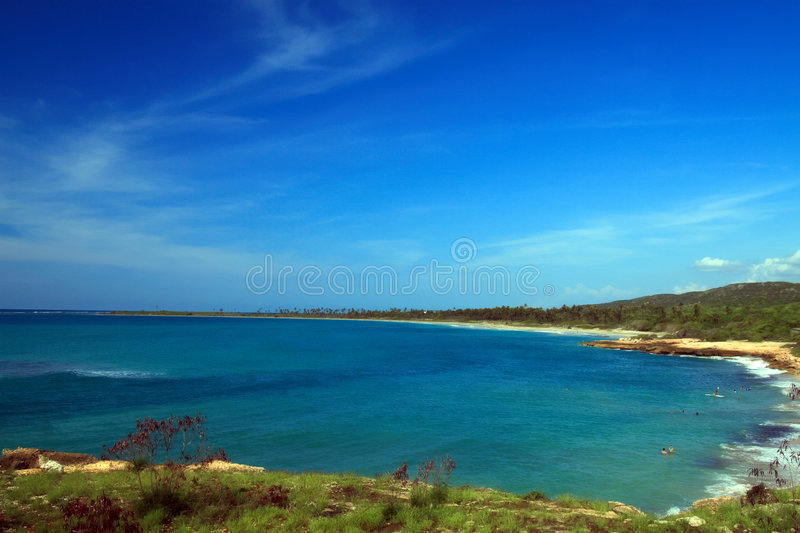 Download Ballenas Bay, Guanica, Puerto Stock Image - Image: 2308035