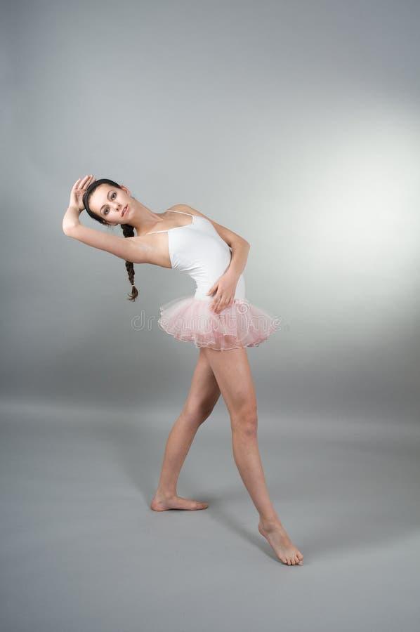 ballerin portreta potomstwa obrazy stock