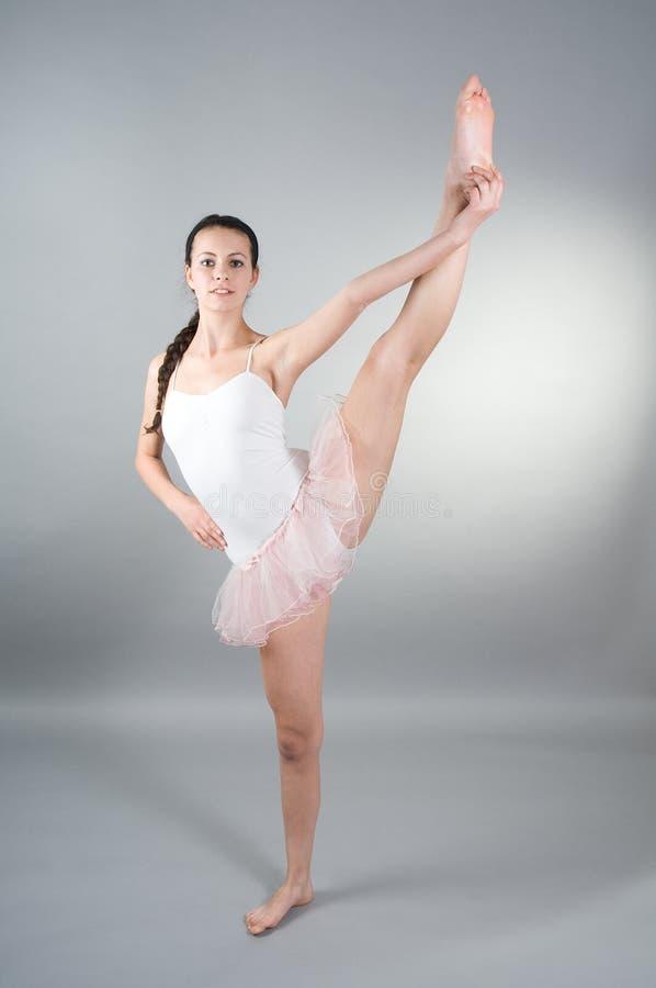ballerin portreta potomstwa zdjęcia stock