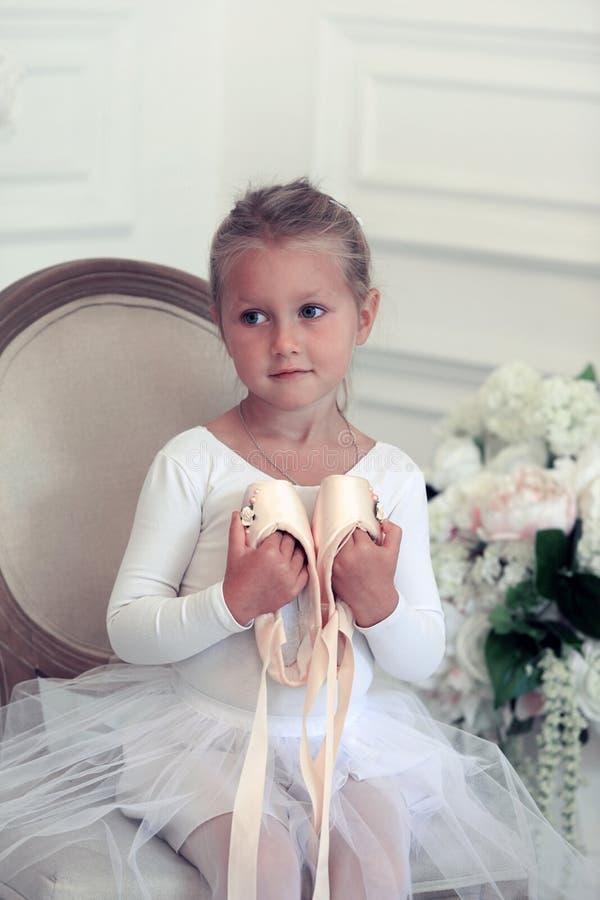 ballerina λίγα στοκ εικόνες