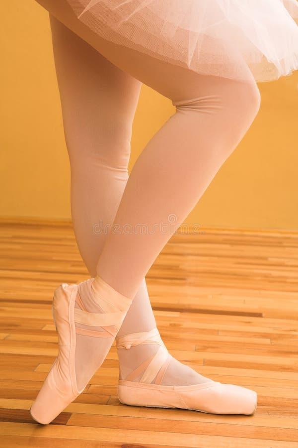 Ballerina #01 stock image