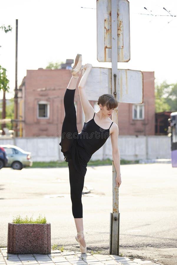ballerina fotografia de stock
