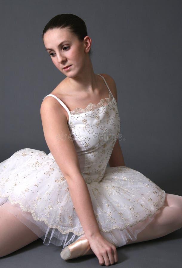 Ballerina #2 royalty free stock image