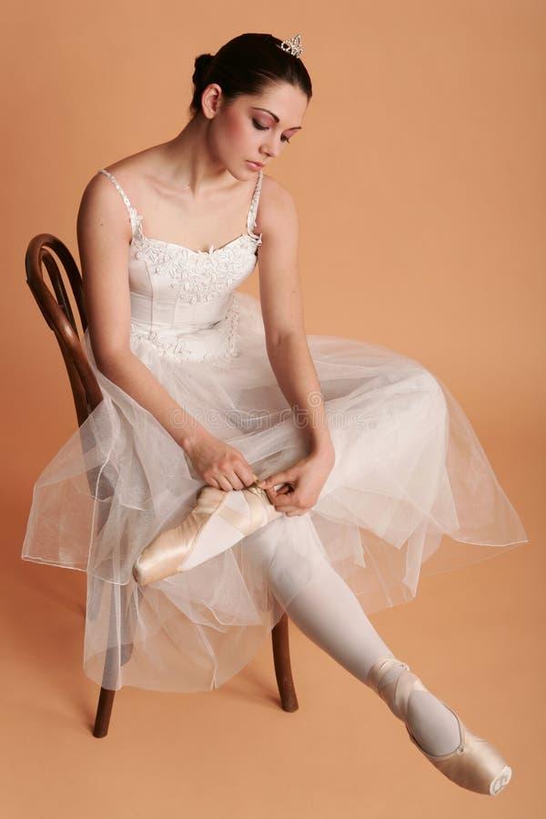 Ballerina 2 stockfotografie