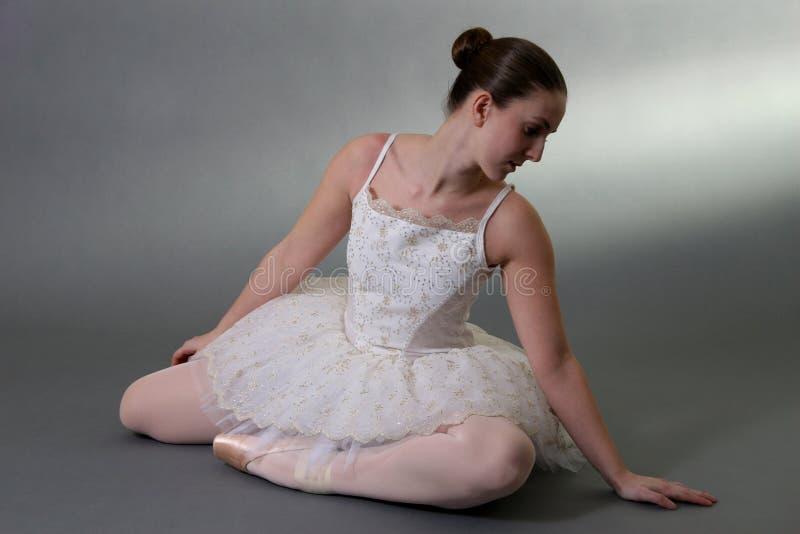 Ballerina #3 stock foto's