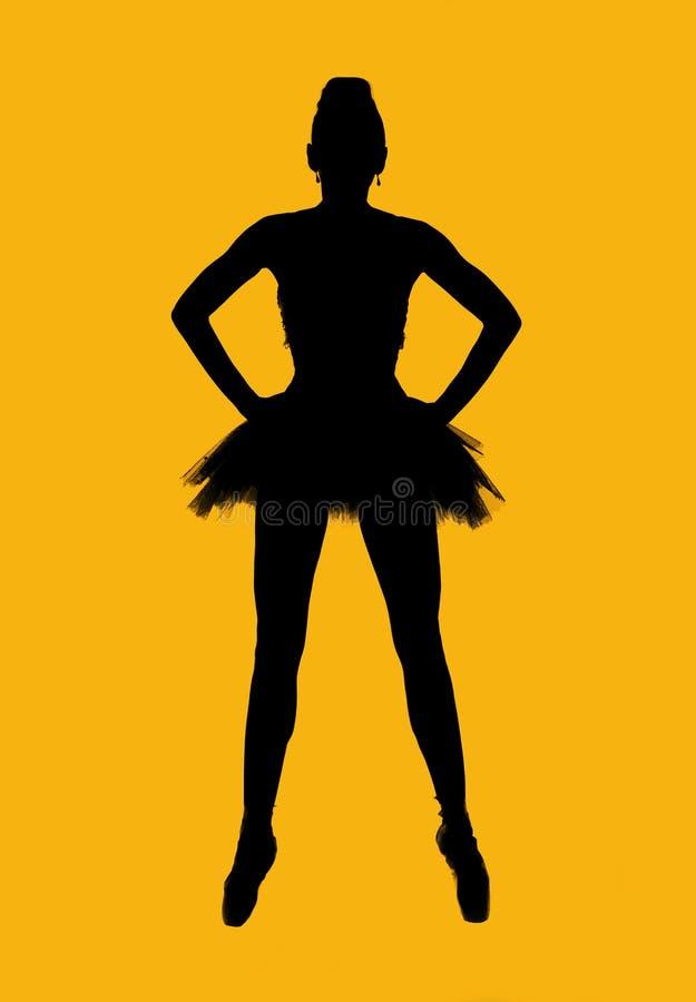 Ballerina Lizenzfreies Stockfoto