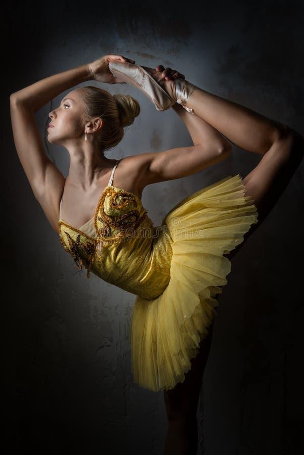 Ballerina fotografia stock