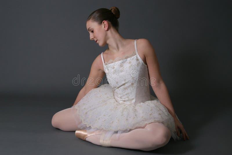 ballerina 4 royaltyfri fotografi