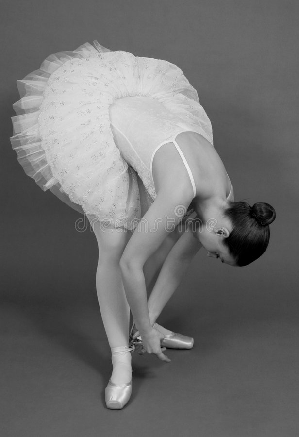 Ballerina #5 stock photo