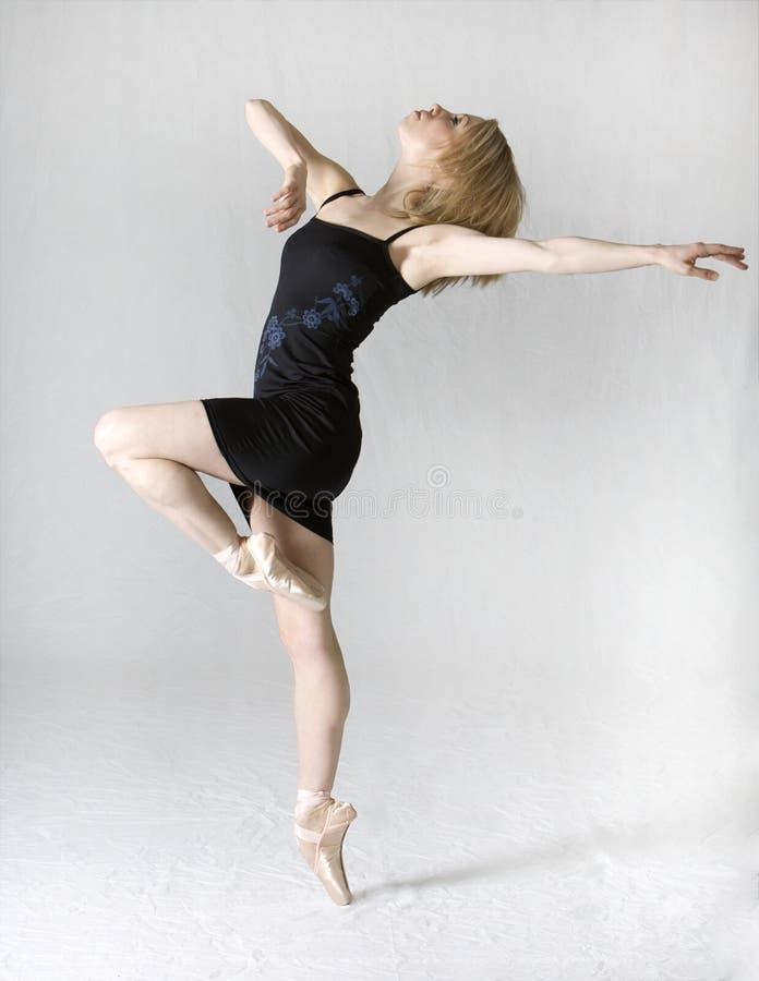 Ballerina stockfotografie