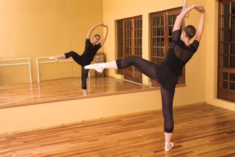 ballerina 54 arkivfoto