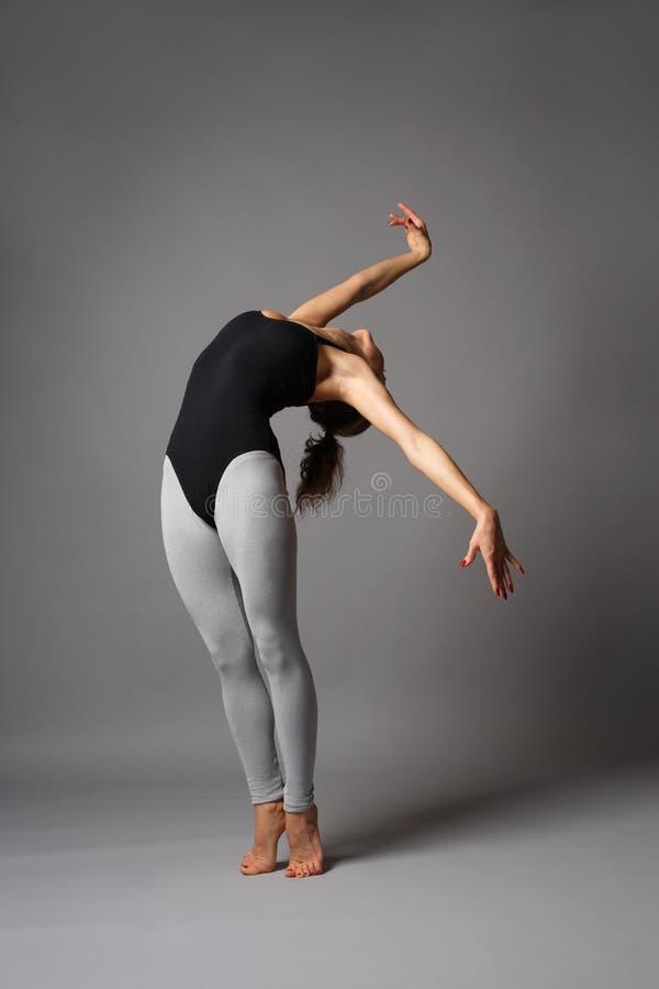 Ballerina royalty-vrije stock afbeeldingen