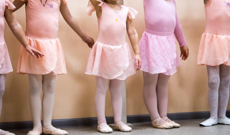 Ballerina Ballet classes royalty free stock photo