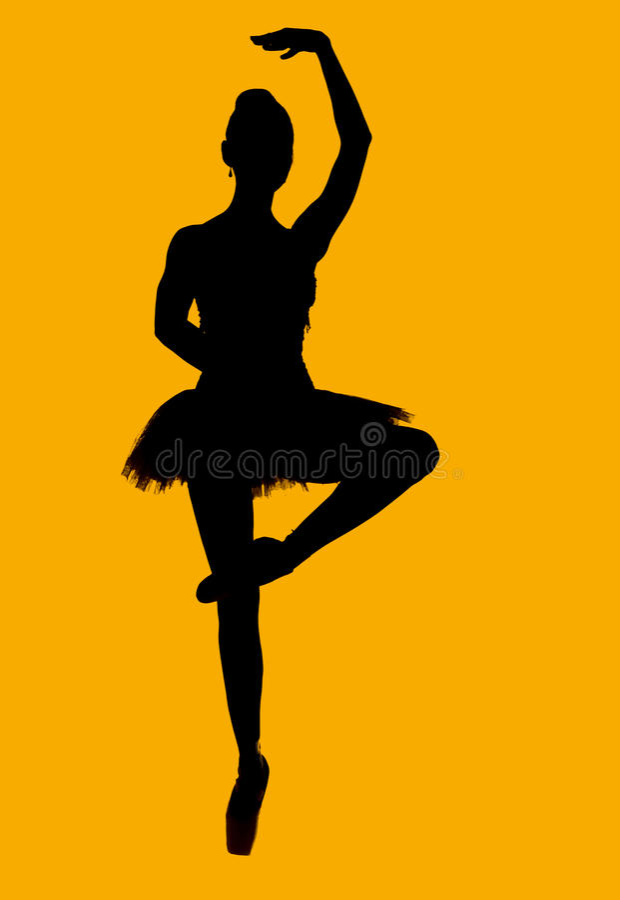 Download Ballerina stock image. Image of figure, beautiful, graceful - 34034639