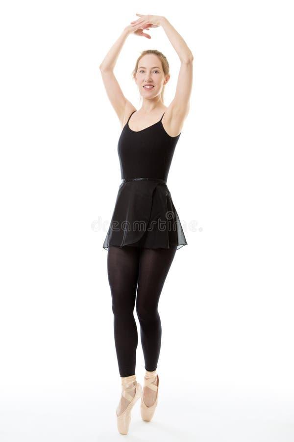 Ballerina di dancing fotografie stock libere da diritti