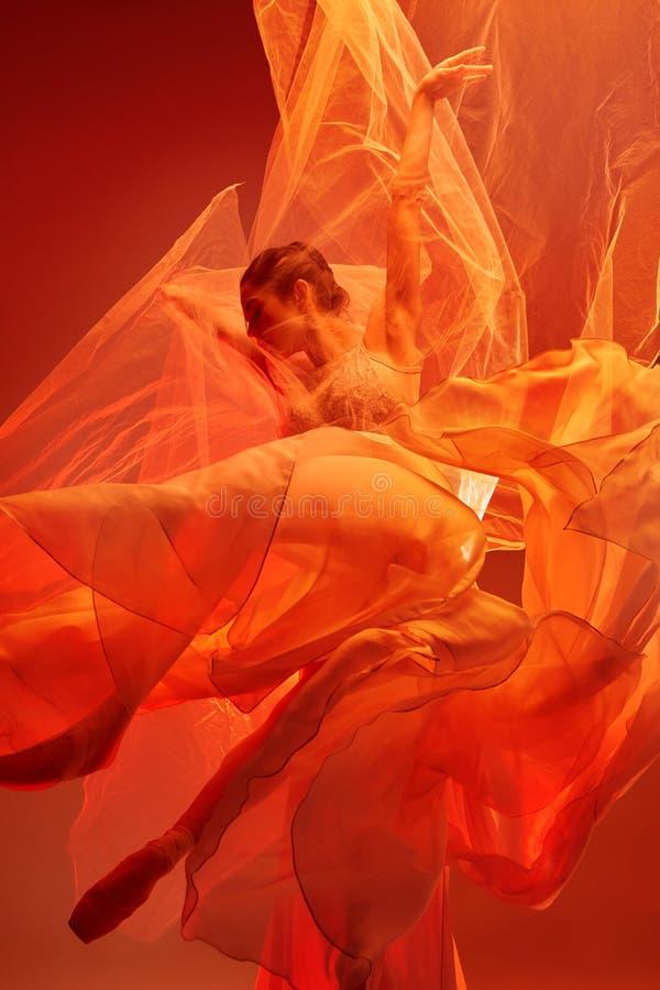 ballerina  Schönheit des klassischen Balletts lizenzfreie stockfotografie