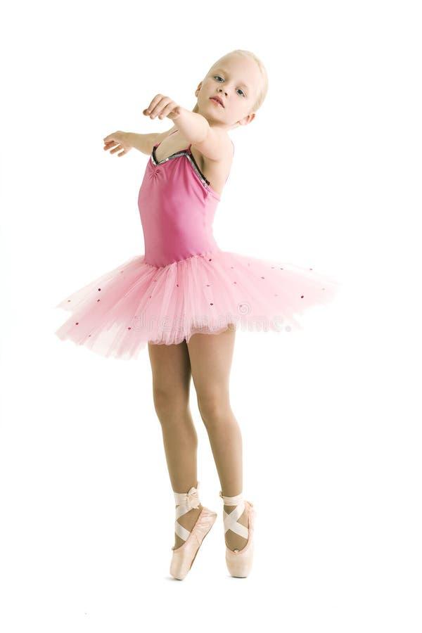 ballerinabarn royaltyfri foto