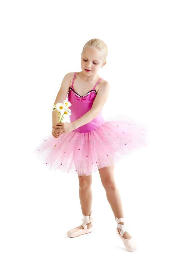 ballerinabarn arkivfoto