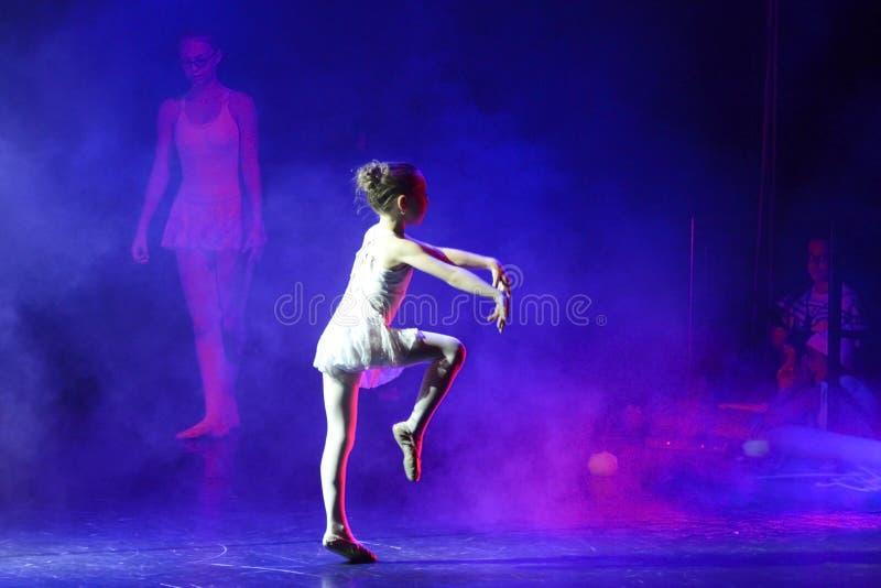 Ballerini di balletto immagini stock