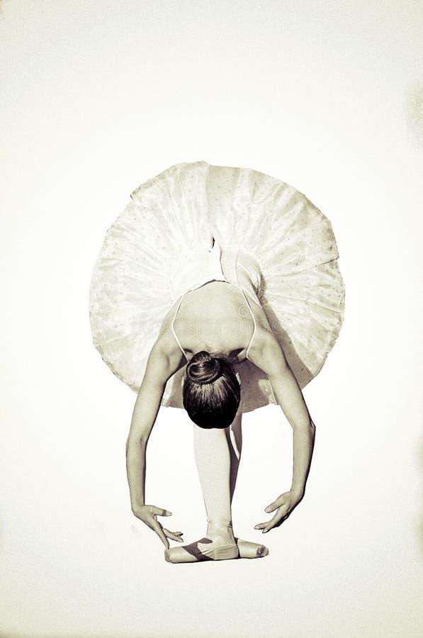 Ballerino di balletto fotografie stock