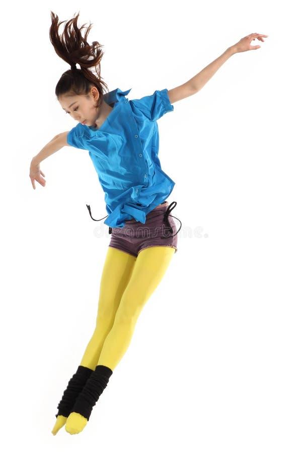 Ballerino femminile fotografie stock libere da diritti