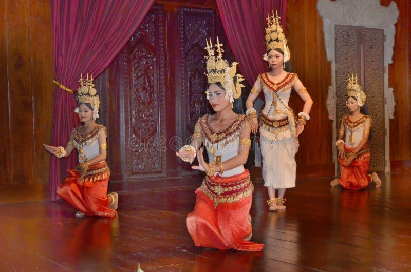 Ballerino rurale tipico di Ang Rot immagine stock libera da diritti