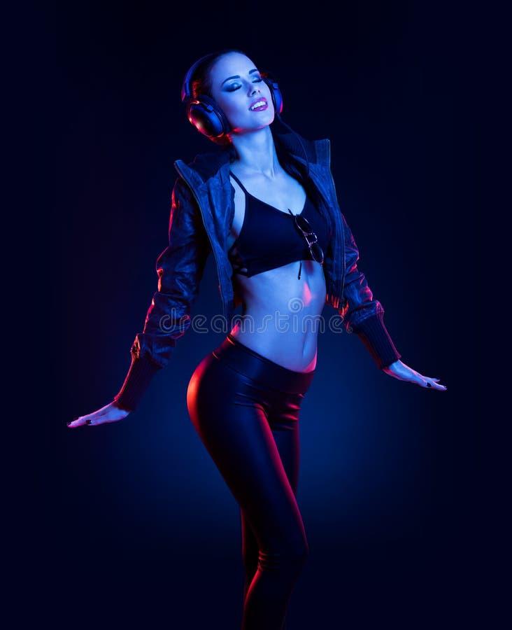 Ballerino sensuale splendido immagine stock libera da diritti
