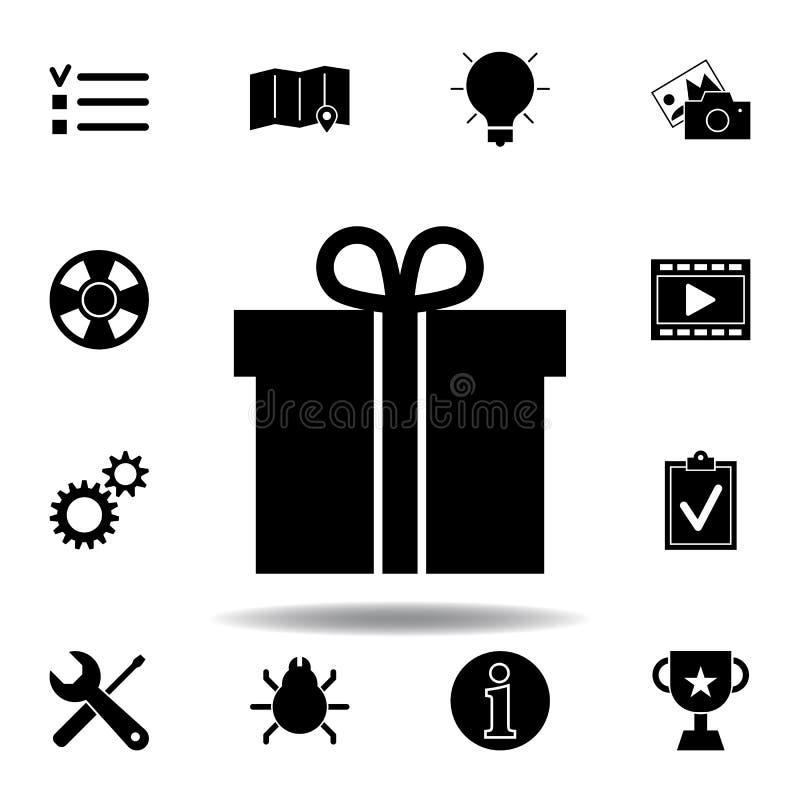 Balles, ic?ne de liste de checkbox Des signes et les symboles peuvent ?tre employ?s pour le Web, logo, l'appli mobile, UI, UX illustration libre de droits