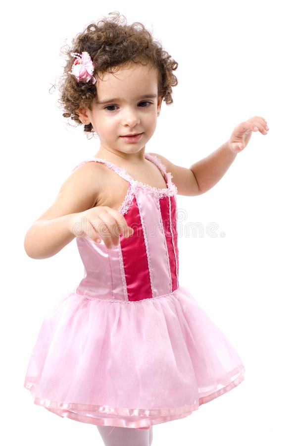 Download Ballet stock photo. Image of ballerina, toddler, expressions - 9707322