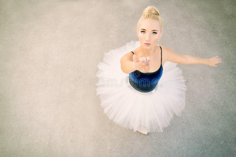 Ballet clásico foto de archivo libre de regalías