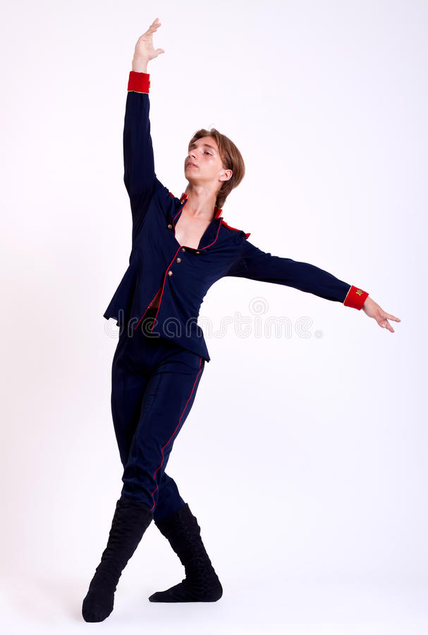 Download Ballet Dancer stock image. Image of male, contemporary - 15434529