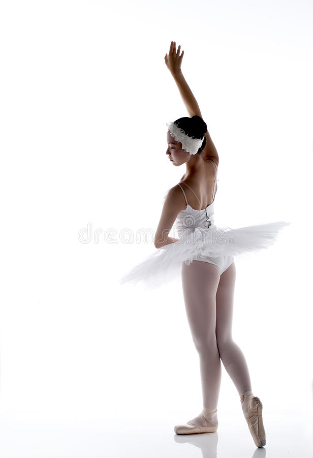 Ballet dancer royalty free stock images