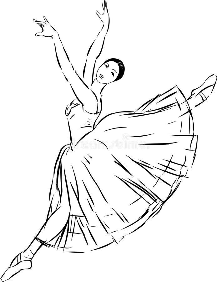 Free Ballet Dancer Stock Images - 44096294