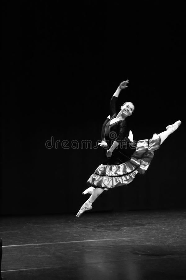 Ballet Dancer royalty free stock photography