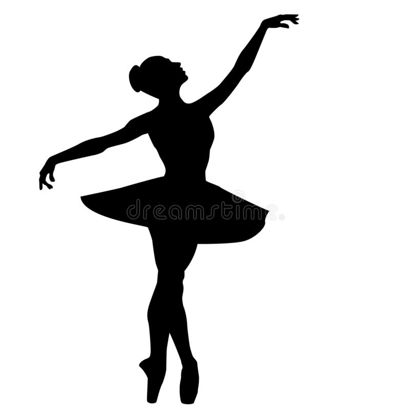 Ballet Dancer Silhouette Stock Illustrations 5 237 Ballet Dancer Silhouette Stock Illustrations Vectors Clipart Dreamstime
