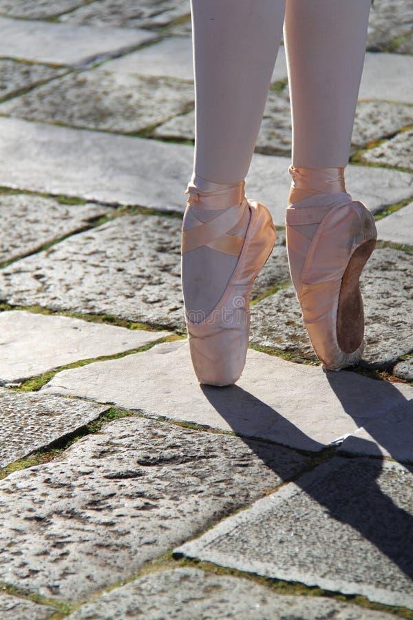 Ballet Dancer imagens de stock