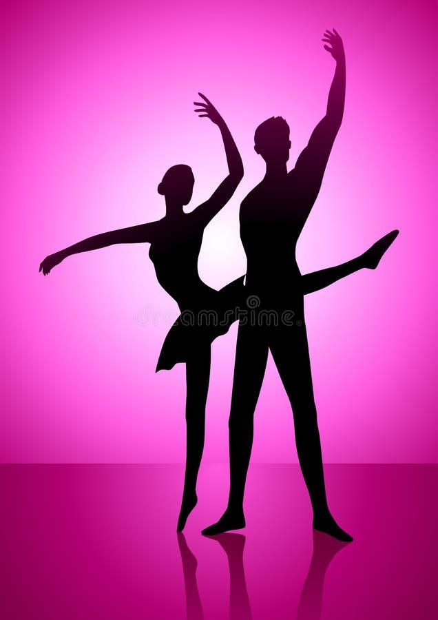 Download Ballet Dancing stock vector. Illustration of beauty, girl - 26841603