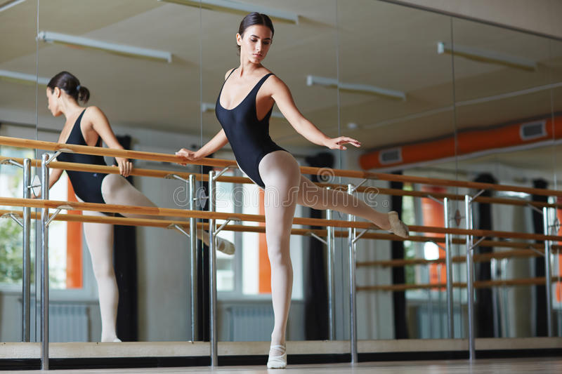 Ballet dancing royalty free stock images