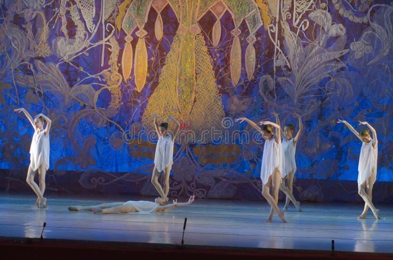 Ballet de conte image stock