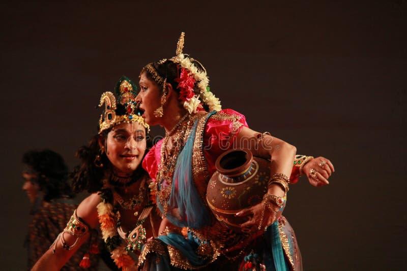 Ballet de la danza foto de archivo libre de regalías