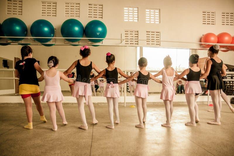 Ballet Infantil fotos de archivo libres de regalías