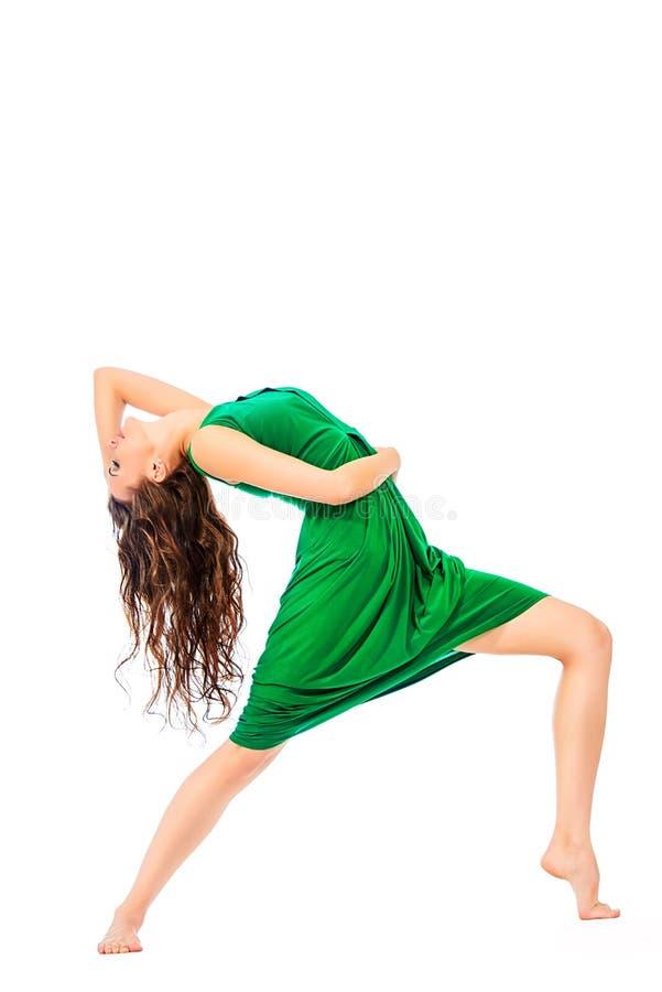 Ballet moderno fotos de archivo