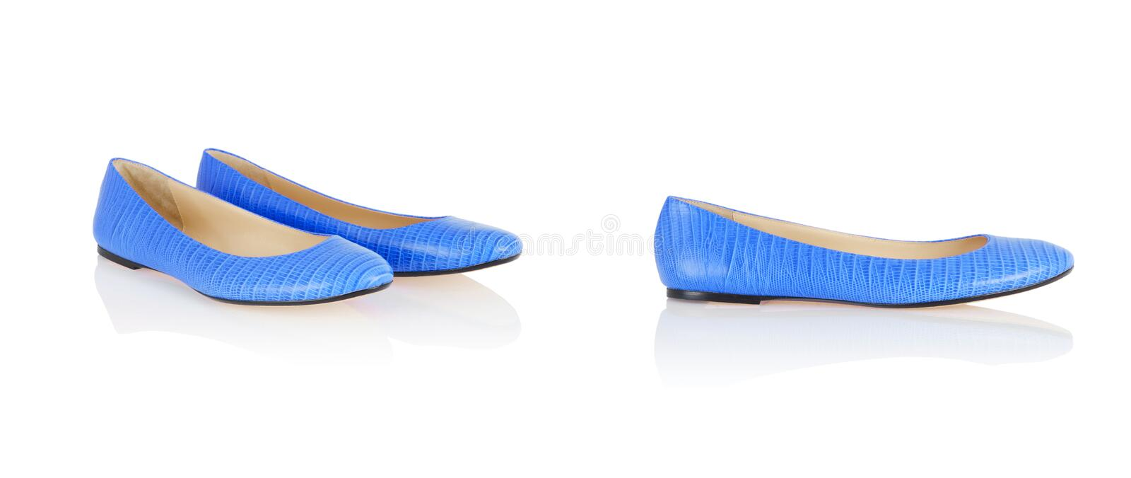 Download Ballet shoes stock photo. Image of pointe, navy, fashion - 36986806