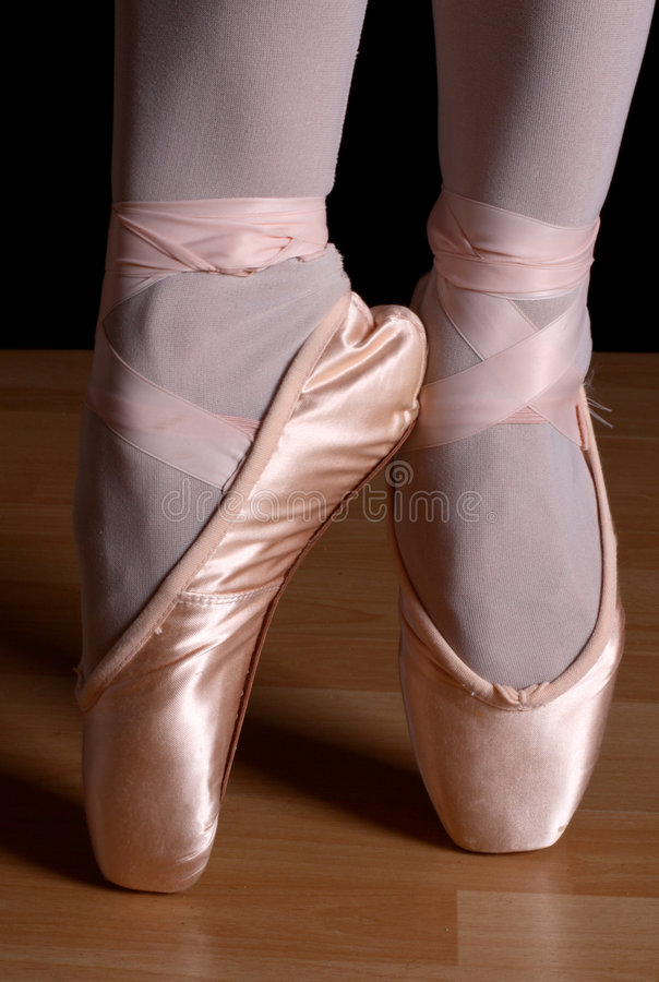 Download Ballet toes stock image. Image of adult, beauty, blond - 1729043