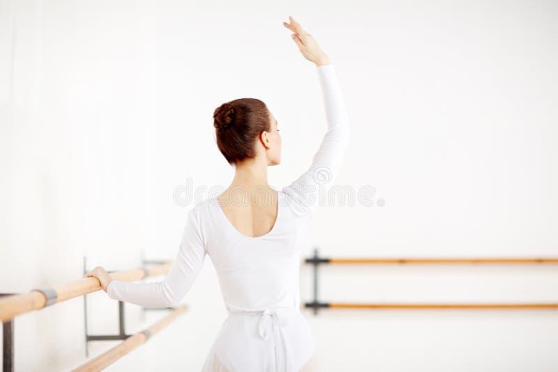Ballet training royalty free stock image