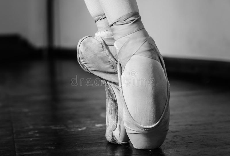Balletdans royalty-vrije stock afbeelding