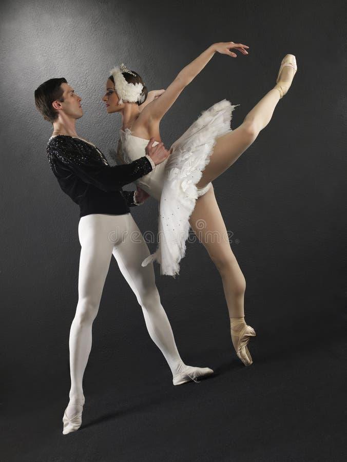 Balletdansers stock foto