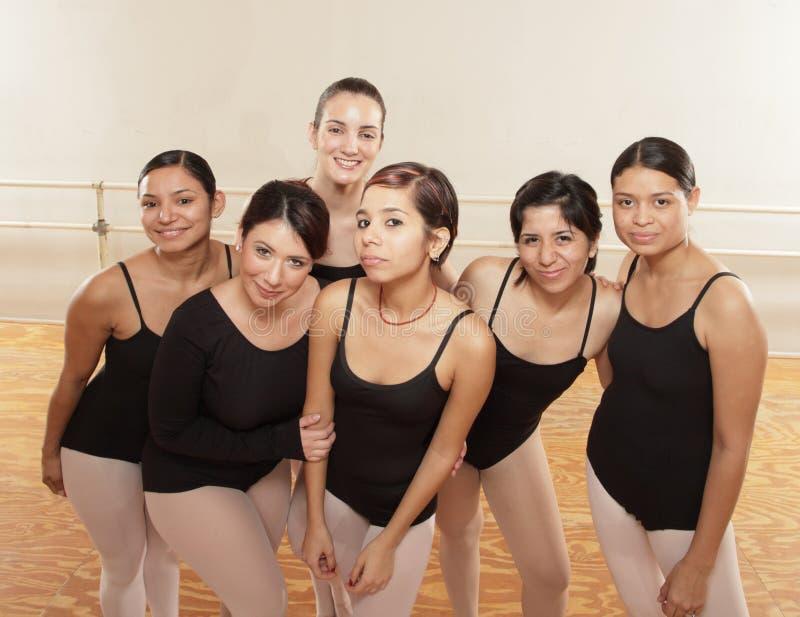 Balletdansers stock foto's